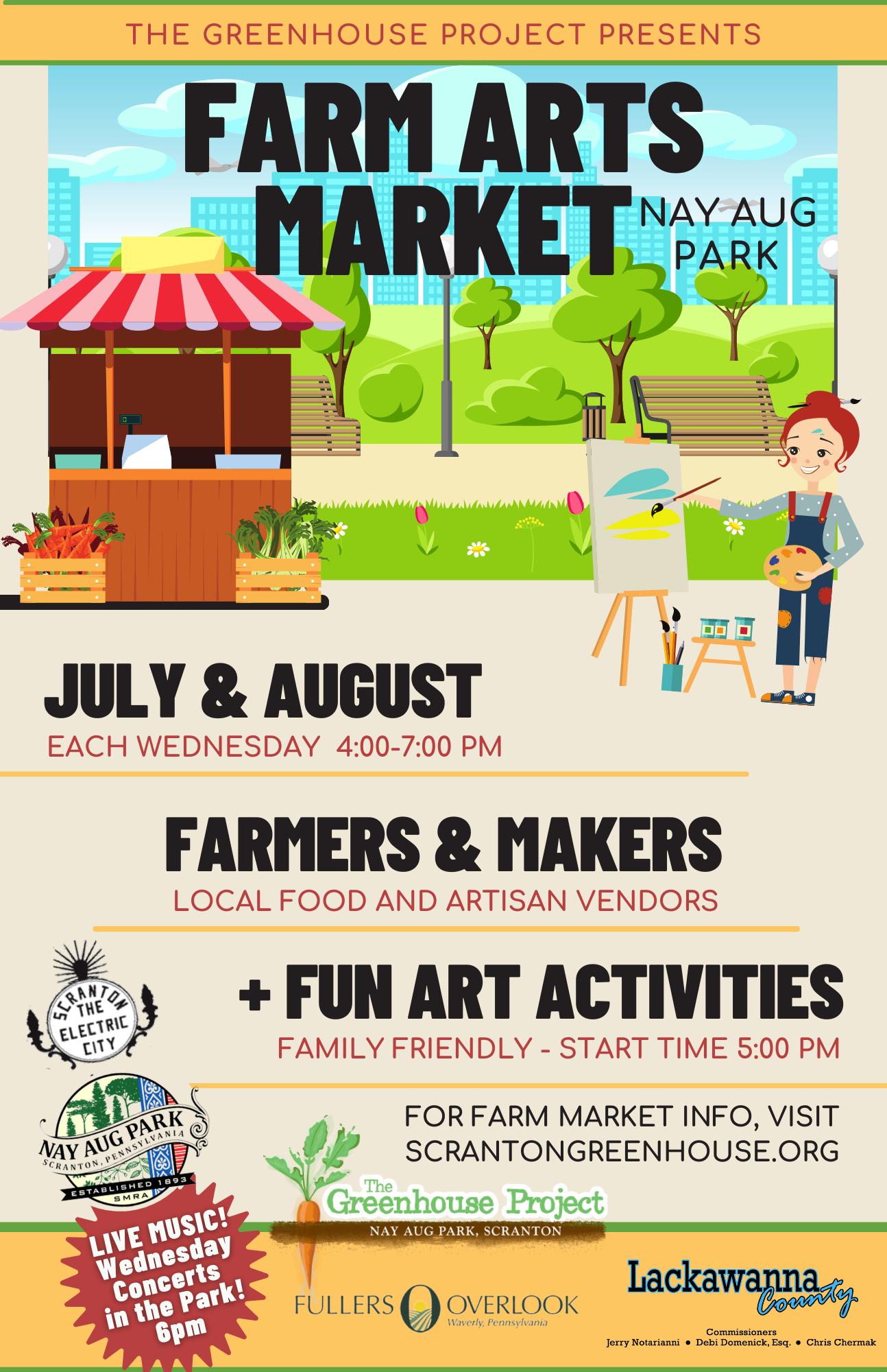 Farm Arts Market