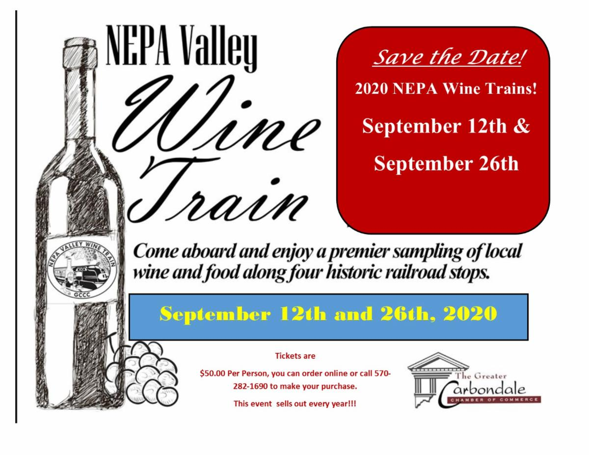 NEPA Valley Wine Train